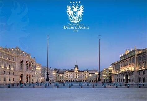 que voir a trieste grand hotel duchi d aosta trieste italie voir les tarifs et 9 avis