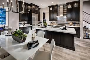 35 luxury kitchens with dark cabinets design ideas