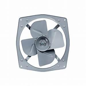 Three Phase Almonard Industrial Exhaust Fan, Size: 9 Inch ...