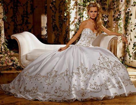 Big Ball Gown Wedding Dress