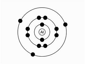 Bohr Model Drawing Of Oxygen