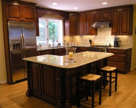l shaped kitchen with island and pantry 25 best ideas about l shaped island on l L Shaped Kitchen With Island And Pantry
