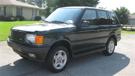 1999 Land Rover Range Rover by H1277 S 1999 Land Rover Range Rover 4 0 Sport Utility