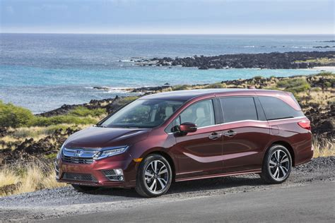 2018 Honda Odyssey: Real World Family Test [Review] - The ...