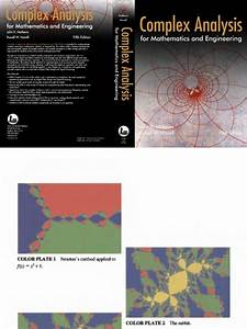 Complex Analysis For Mathematics And Engineering 5th