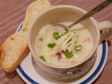 light potato soup what s baking in the barbershop cooking light baked