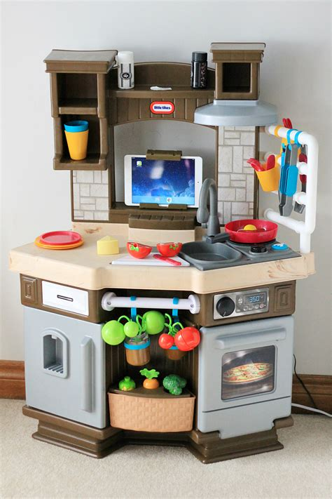 tikes cook  learn smart kitchen extreme