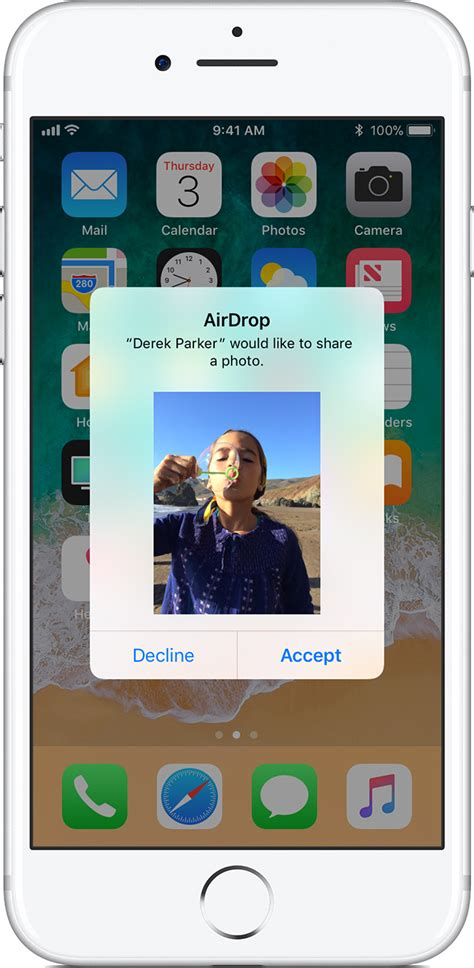 airdrop mac to iphone use airdrop on your iphone or ipod touch apple