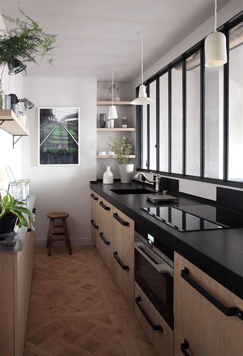 idee relooking cuisine  appartement neo industriel