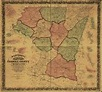 Martenet's Map of Harford County, Maryland : shore lines ...