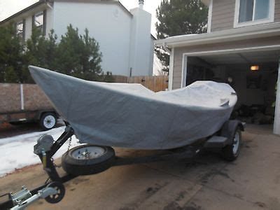 Used Hyde Drift Boat Cover by Drift Boat Boats For Sale