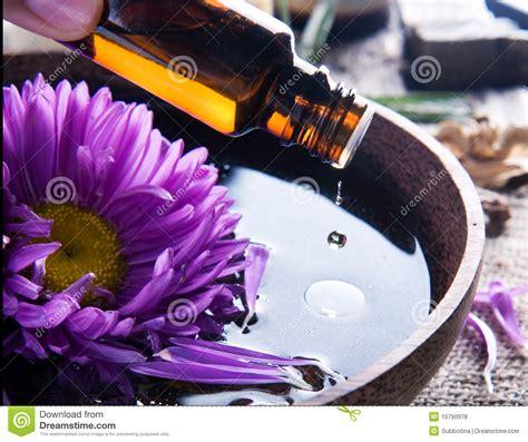 aromatherapyessence royalty  stock  image