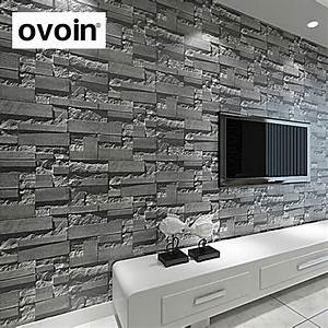 Aliexpress.com : Buy Modern Stacked brick 3d stone ...