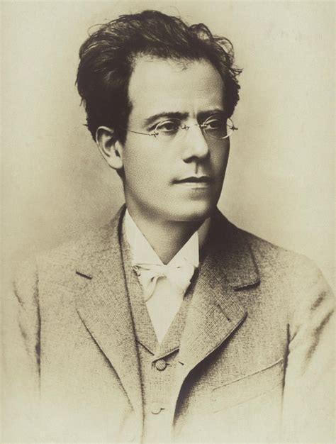 Portrait Of Gustav Mahler Photograph by Austrian School