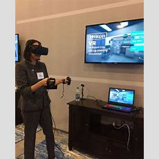 Virtual Reality Gets Real For Hospitality  Institute Of Hospitality