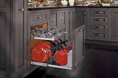 kitchen cabinet organizers organizer cabinets shelf organization thespruce courtesy