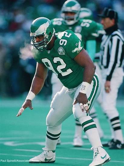 Reggie Holmgren Mike God Eagles Packers Football