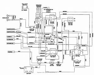 Diagrams Wiring   Cub Cadet Electrical Diagram