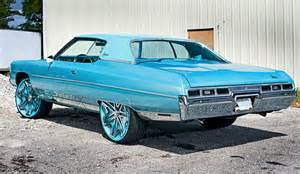 1971 Chevy Caprice Donk Cars
