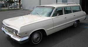 Purchase Used 1963 Chevrolet Bel Air 9 Passenger Station
