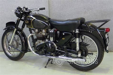 Ajs Model 20 500cc Motorcycle Auctions