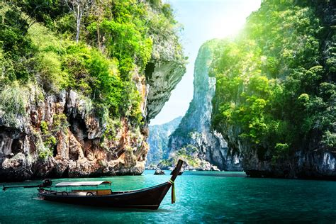 Die schönsten Inseln in Thailand   Urlaubsguru.at