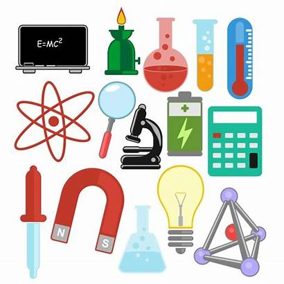Science Physics Clipart Svg Chemistry Cuttable Designs