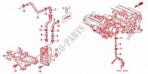 Breather Chamber  4  For Honda Cars Ballade 160i Vtec 4