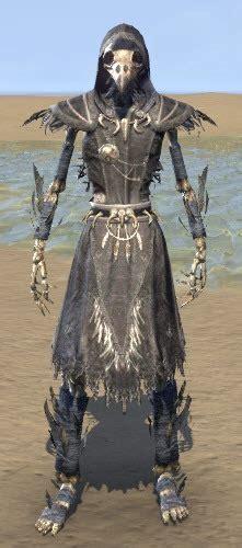 eso fashion wraith  crows elder scrolls