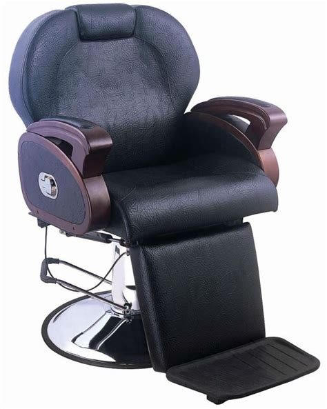 Woody Reclining Barber Chair by Modern Chair Furniture Barber Chair Reclining Salon