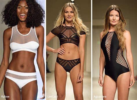 Möbel Trend 2017 by Summer 2017 Swimwear Trends Fashionisers