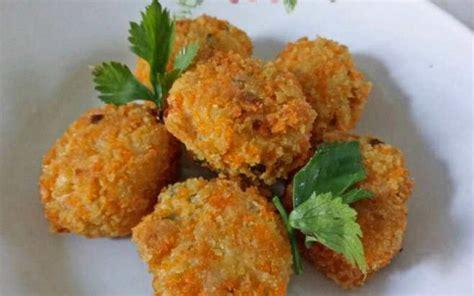 Cocok buat anak yang susah makan nih! Resep nuget sayur - Toko Online Pintu Rejeki
