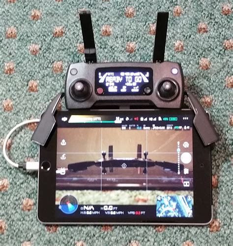 tablets  mavic pro dji forum