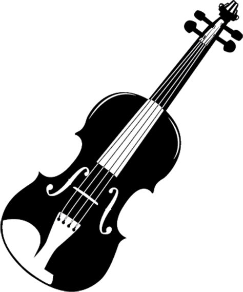 biola violin black and white vector violin by sukite on deviantart