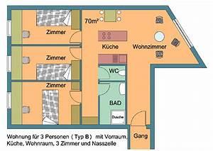 Wohnung Qm Berechnen : wohnungen evangelisches studentenheim linz ~ Themetempest.com Abrechnung
