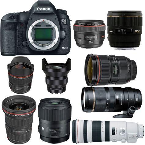 lenses  canon eos  mark iii camera news