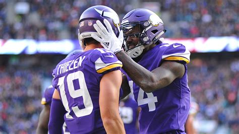 vikings  seahawks point spread nfl week  odds