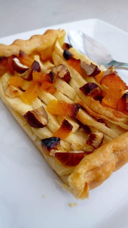 cuisiner courgette ronde le goûter du dimanche tarte aux pommes abricots secs et