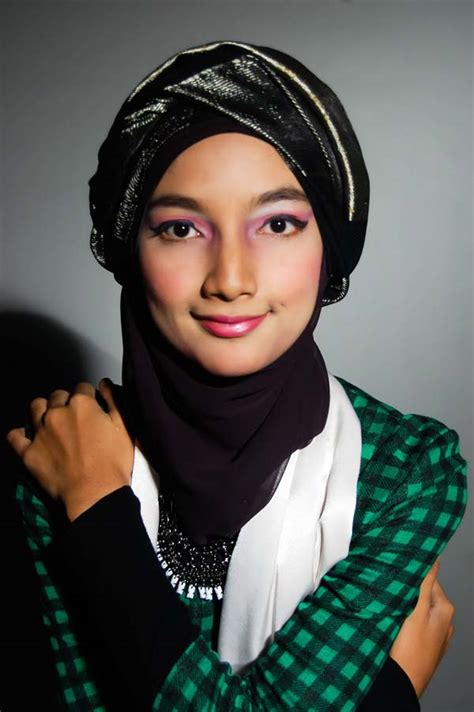 face hijab styles   faces hijabiworld