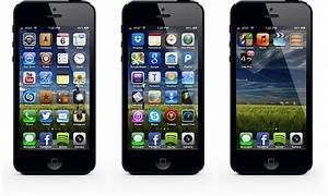 iPhone 5 Home Screen Wallpaper