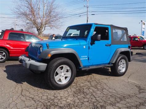 Used Jeeps For Sale In Ma by Used Jeep For Sale In Swansea Ma Carsforsale 174