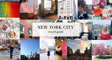 New York City Travel Guide  Stylish Restaurants And Chic