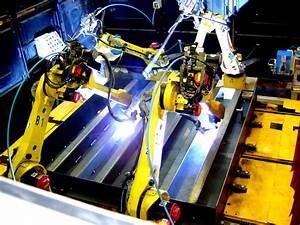Robotic Welding Ensures Consistent Quality  U0026 Precision