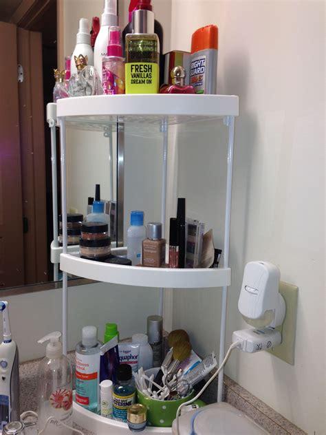 bathroom cabinet organizer ideas bathroom counter organizer