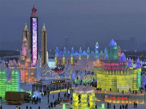 Harbin And Snow Festival Picture by 19 Cool Pictures From The Harbin International And