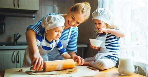Tips Memasak dengan Anak ala Cucu B.J Habibie : Okezone ...