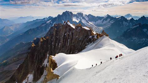 雪山,登山,风景桌面壁纸高清大图预览1920x1080_风景壁纸下载_彼岸桌面