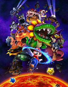 Super Mario Galaxy Black Hole Wallpapers (page 3) - Pics ...