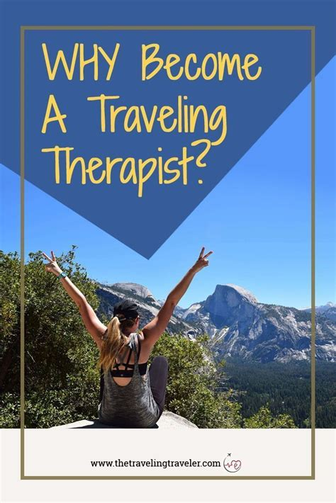 Finding therapists through insurance providers. WHY Become a Traveling Therapist? | Traveling therapist, Traveling speech therapist, Travel ...