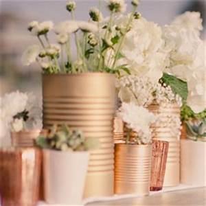 Bombe Peinture Cuivre Rose : les 25 meilleures id es de la cat gorie mariage de cuivre ~ Dailycaller-alerts.com Idées de Décoration
